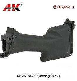 A&K M249 MK II Stock (Black)