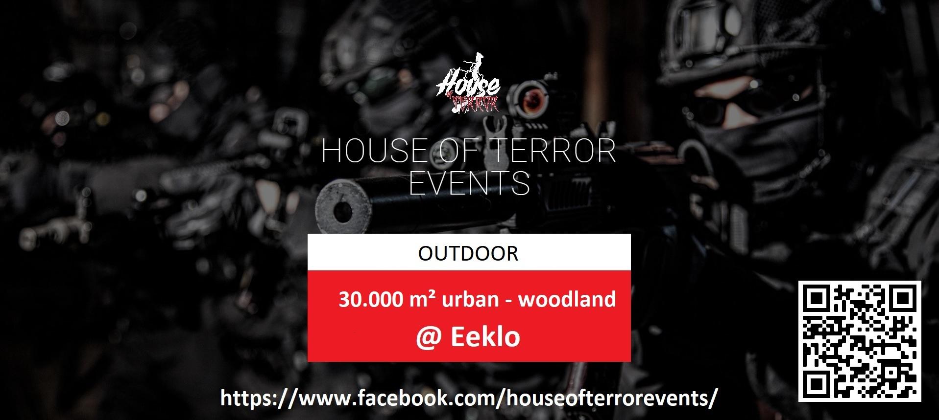 House Of Terror Outdoor Eeklo