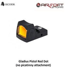 Secutor Gladius Pistol Red Dot