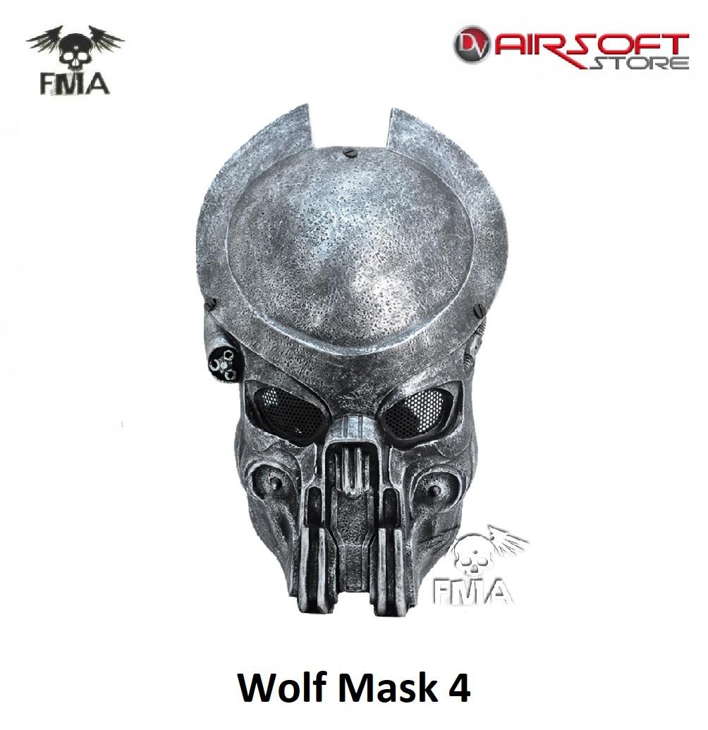 FMA Wolf Mask 4