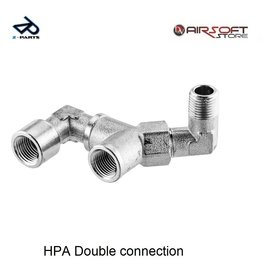 Z-Parts HPA Double connection