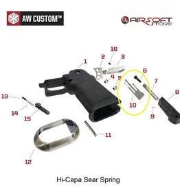 Armorer Works WE / AW Hi-Capa Sear Spring