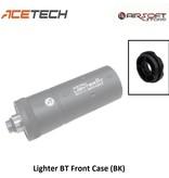 ACETECH Lighter BT Front Case (BK)