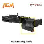 AGM MG42 Box Drum Mag 2400rds
