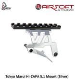 Airsoft Surgeon Tokyo Marui HI-CAPA 5.1 Mount (Silver)
