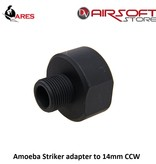 Ares Amoeba Striker adapter to 14mm CCW