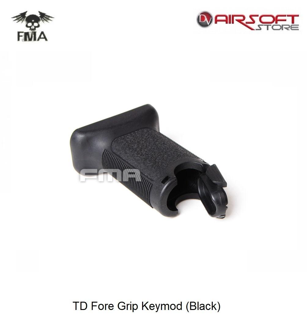 FMA TD Fore Grip Keymod (Black)