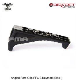 Angled Fore Grip FFG 3 Keymod (Black)
