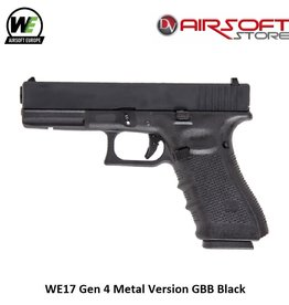 WE (Wei Tech) WE17 Gen 4 Metal Version GBB Black