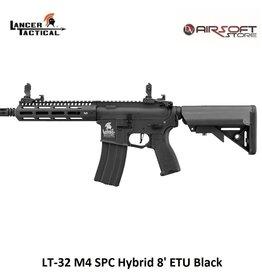Lancer Tactical LT-32 M4 SPC Hybrid 8' ETU Black