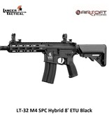 Lancer Tactical LT-32 M4 SPC Hybrid 8' ETU Black