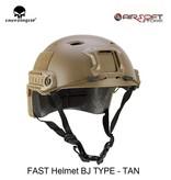 EMERSON FAST Helmet BJ TYPE - TAN