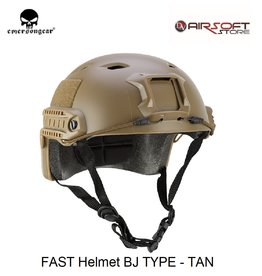 EMERSON FAST Helmet BJ TYPE - TAN