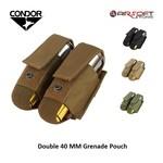 CONDOR Double poche de grenade de 40mm