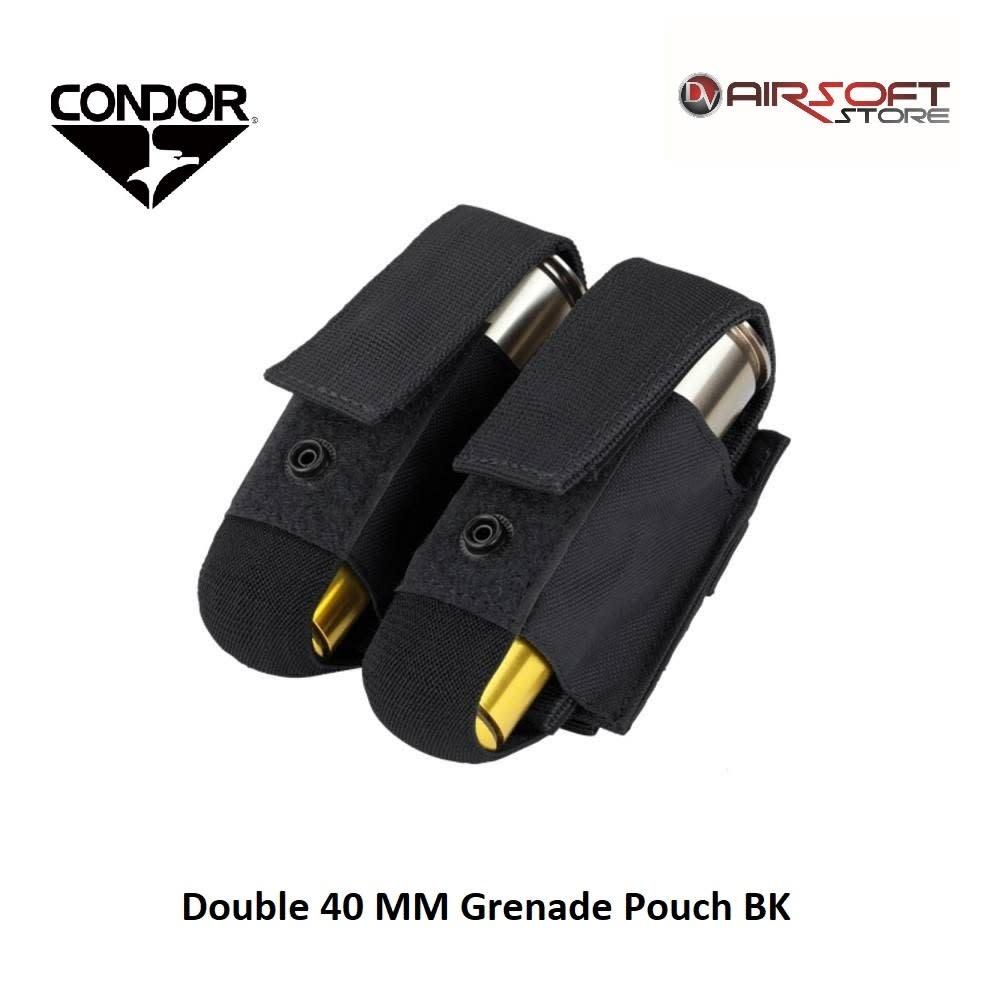 CONDOR Double 40mm Grenade Pouch