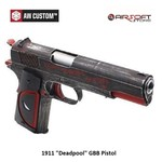 "Armorer Works Pistolet GBB ""Deadpool"" de 1911"