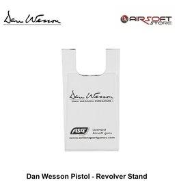 ASG Dan Wesson Pistol - Revolver Stand