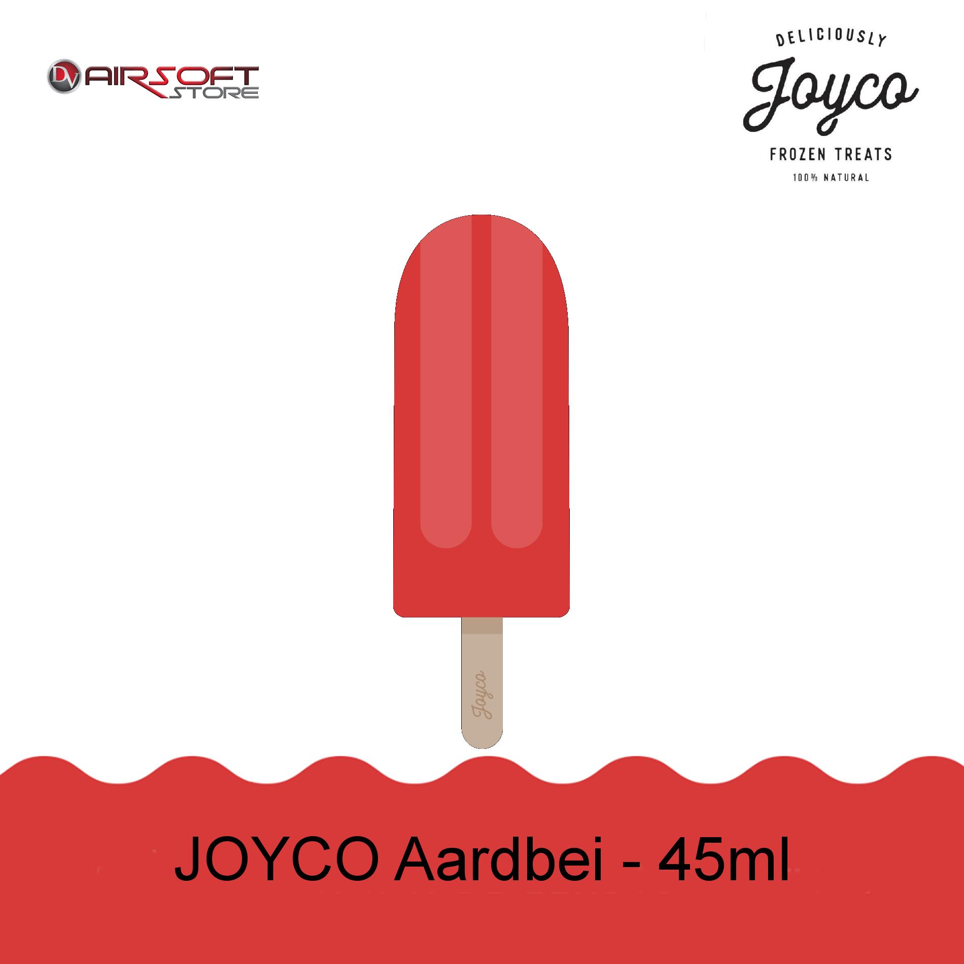 Joyco Joyco Aardbei - 45ml