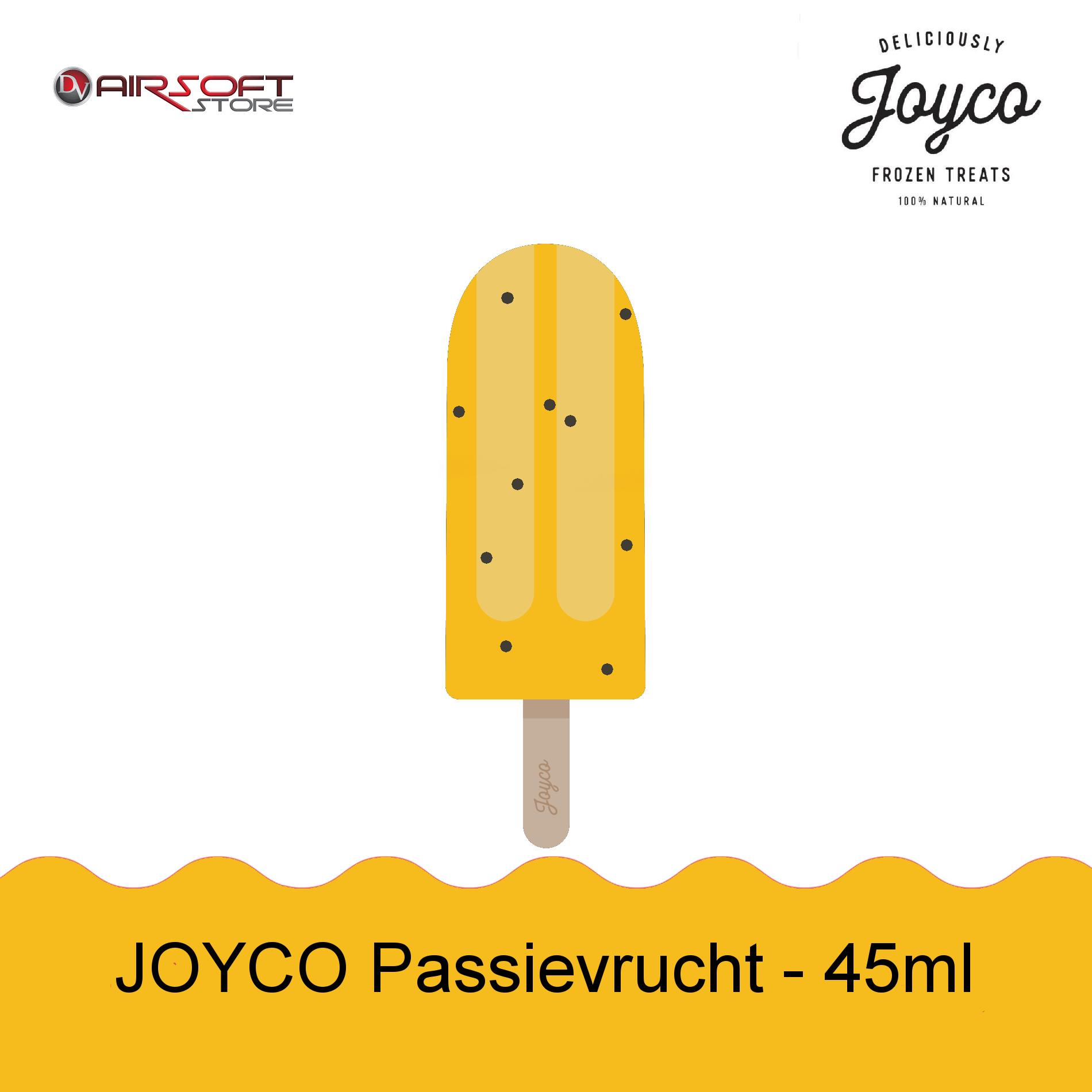 Joyco Joyco Passievrucht - 45ml
