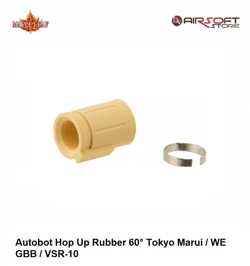 Maple Leaf Autobot Hop Up Rubber 60° Tokyo Marui / WE GBB / VSR-10