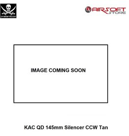 PIRATE ARMS KAC QD 145mm Silencer CCW Tan