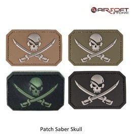 Patch Saber Skull