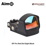 Aim-O DP Pro Red Dot Sight Black