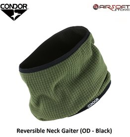 CONDOR Reversible Neck Gaiter (OD - Black)