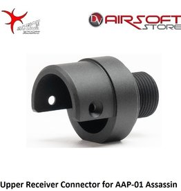 Action Army Upper Receiver Connector for AAP-01 Assassin
