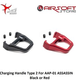 Action Army Charging Handle Type 2 For AAP-01 ASSASSIN
