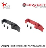 Action Army Charging Handle Type 1 For AAP-01 ASSASSIN