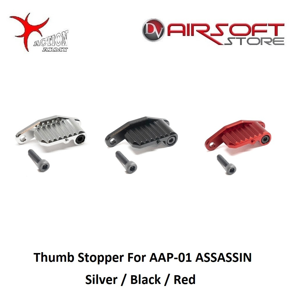 Action Army Thumb Stopper For AAP-01 ASSASSIN