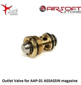 Action Army Outlet Valve for AAP-01 ASSASSIN magazine