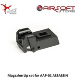 Action Army Magazine Lip set for AAP-01 ASSASSIN
