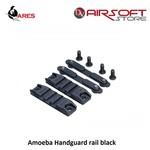 Ares Amoeba Handguard rail black