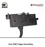 WE (Wei Tech) Scar GBB Trigger Assembley