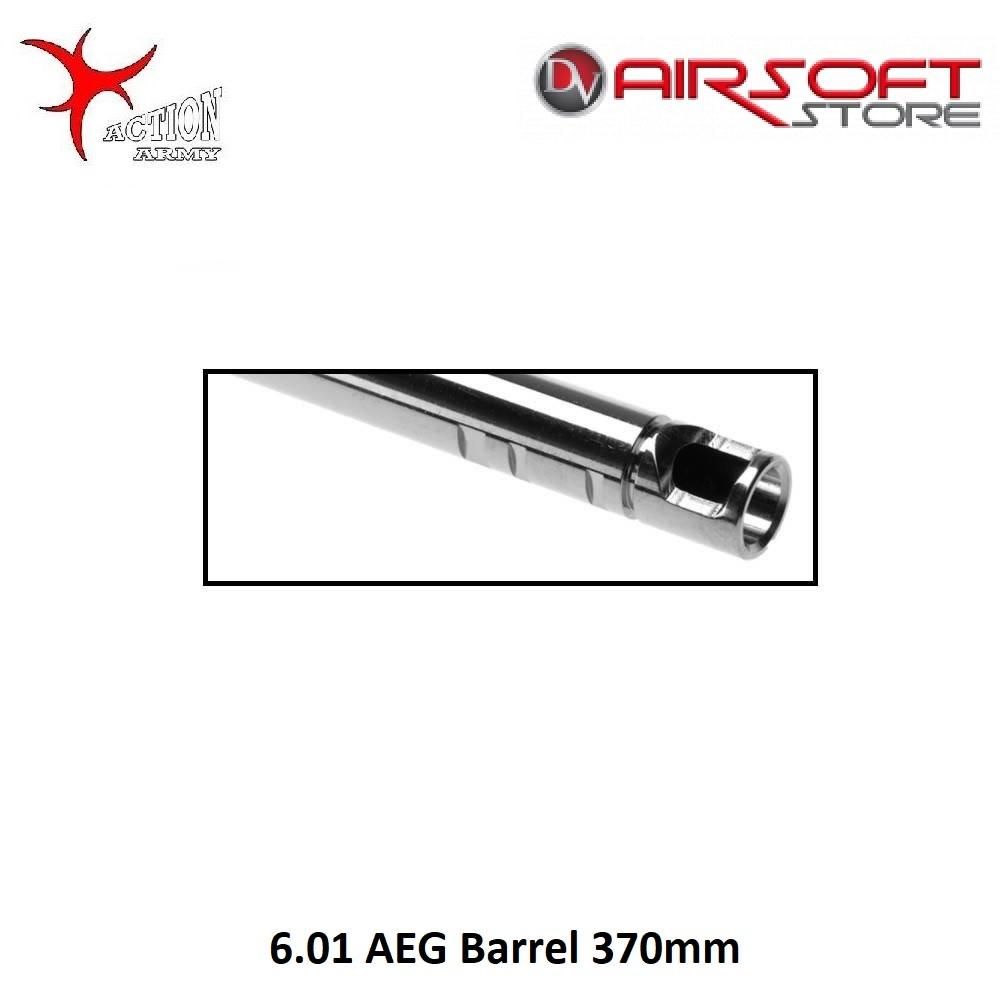 Action Army 6.01 AEG Barrel 370mm