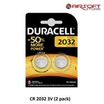 DURACELL CR 2032 3V (2 pack)