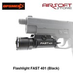 OPSMEN Flashlight FAST 401 (Black)