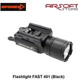 OPSMEN Flashlight FAST 401 (Black)