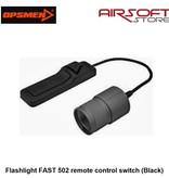 OPSMEN Flashlight FAST 502 remote control switch (Black)