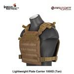 Lancer Tactical Lightweight Plate Carrier 1000D (Tan)