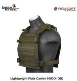 Lancer Tactical Lightweight Plate Carrier 1000D (OD)