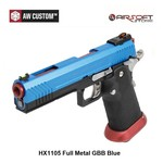 Armorer Works HX1105 Full Metal GBB Blue