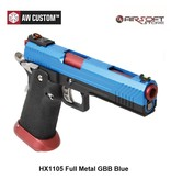 Armorer Works HX1105 Full Metal GBB Blue