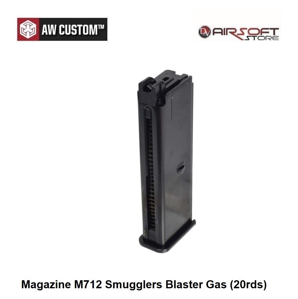 Armorer Works Magazine M712 Smugglers Blaster Gas (20rds)