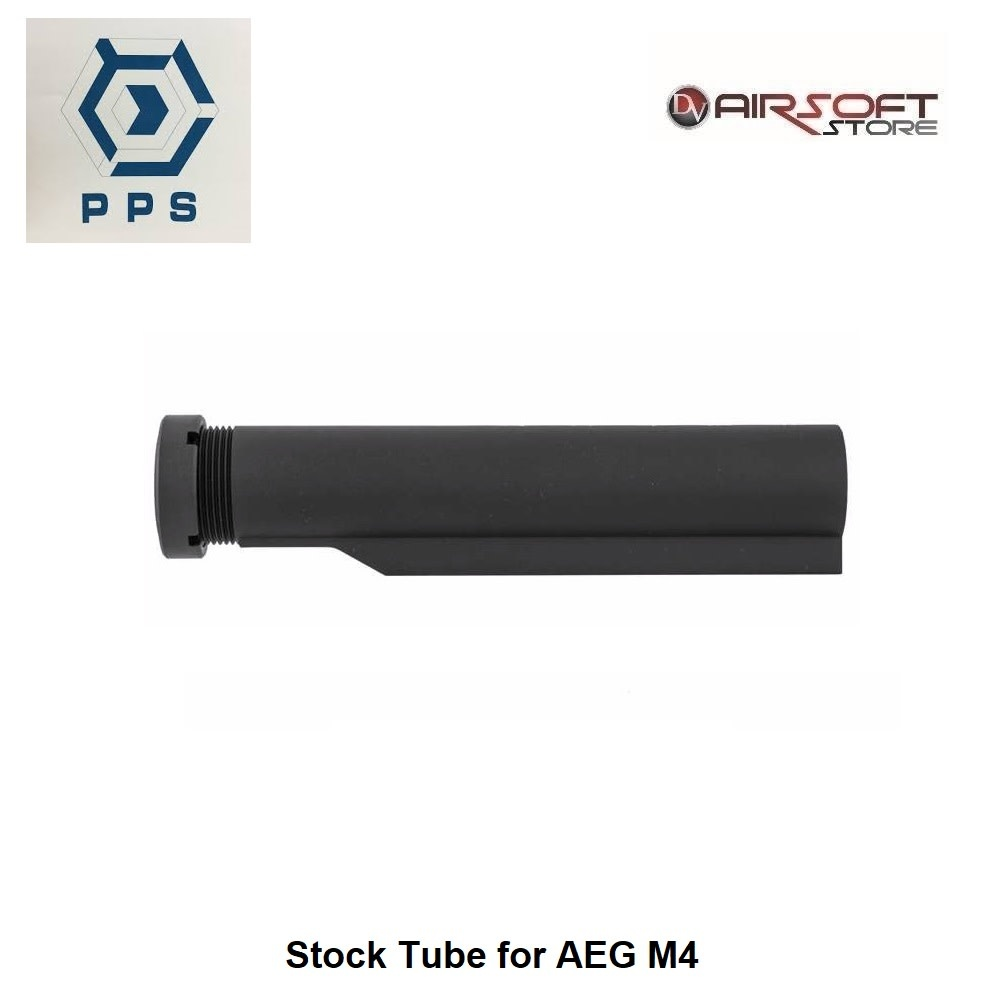 pps Stock Tube for AEG M4