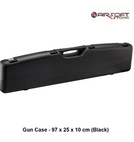 Gun Case - 97 x 25 x 10 cm (Black)