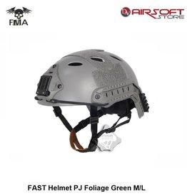 FMA FAST Helmet PJ Foliage Green M/L