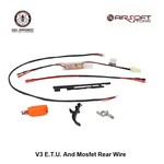 G&G V3 E.T.U. And Mosfet Rear Wire